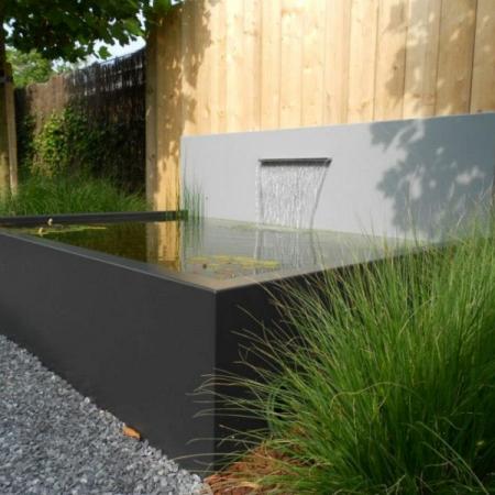 Ściana wodna do stawu wodnego aluminium 1.jpg