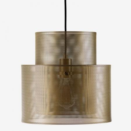 Ażurowa lampa wisząca Cyla Bolia
