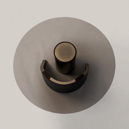 Designerski stół z okrągłym  blatem Hege 2.jpg