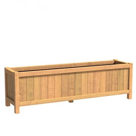 Donica drewniana zewnętrzna nan nogach Valencia 1.jpg
