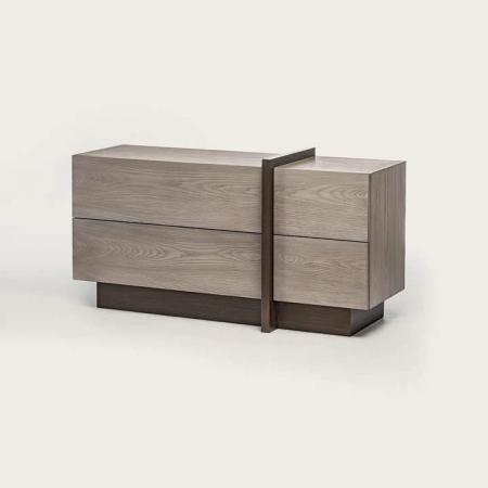 Drewniana komoda w nowoczesnym stylu.jpg