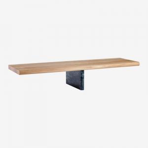 Drewniana półka ścienna Wing Bolia