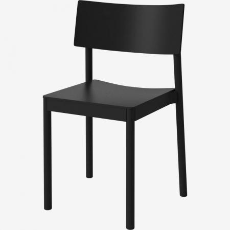 Drewniane krzesło sztaplowane Tune 4 Bolia