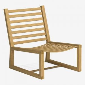 Drewniany fotel OAKy Bolia