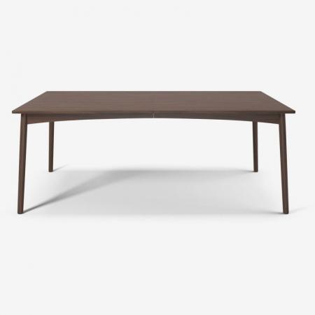 Drewniany stół z marmurowym dekorem Meet Bolia