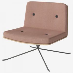 Fotel bez podłokietników Bullet Bolia