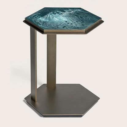 Heksagonalny stolik pomocniczy Hex.jpg