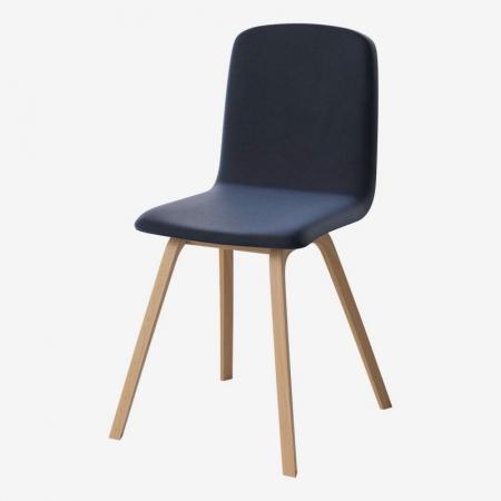 Krzesło tapicerowane bez podłokietników Palm Bolia