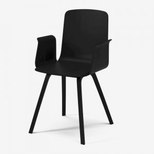 Krzesło z podłokietnikami Palm Bolia