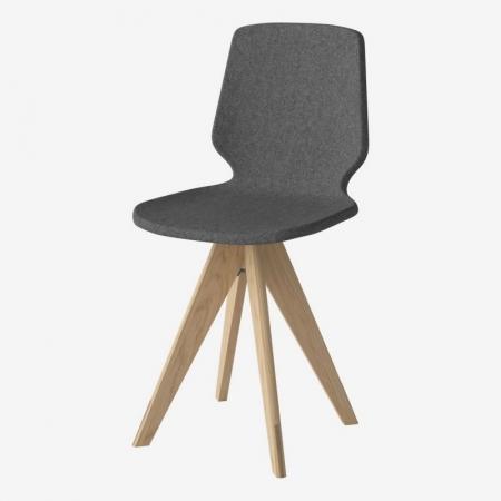 Krzesło ze sklejki New Mood 12 Bolia