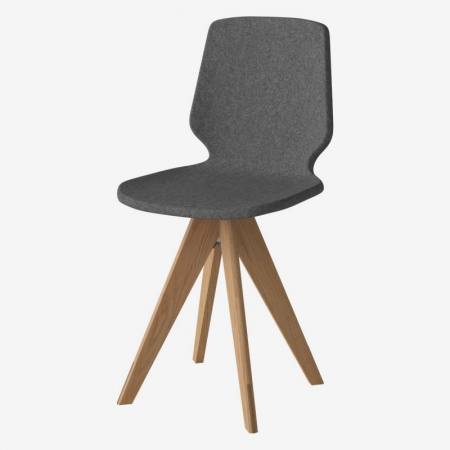 Krzesło ze sklejki New Mood 13 Bolia