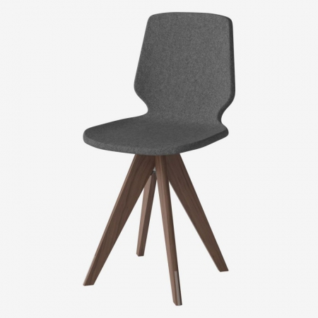 Krzesło ze sklejki New Mood 14 Bolia
