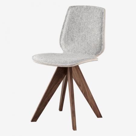 Krzesło ze sklejki New Mood 16 Bolia