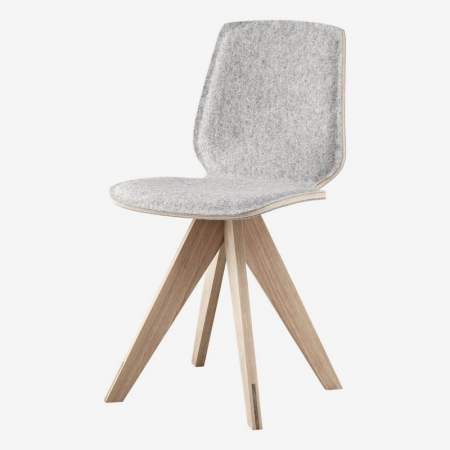 Krzesło ze sklejki New Mood 17 Bolia