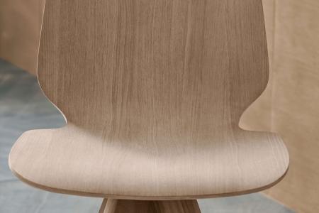 Krzesło ze sklejki New Mood 19 Bolia