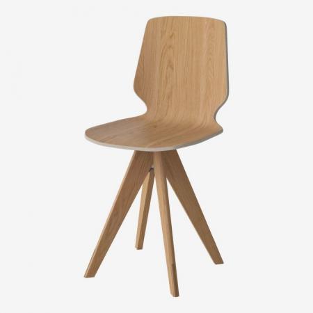 Krzesło ze sklejki New Mood 2 Bolia