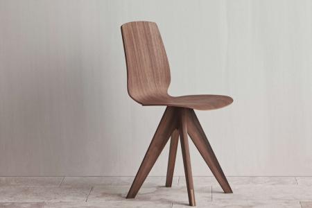 Krzesło ze sklejki New Mood 22 Bolia