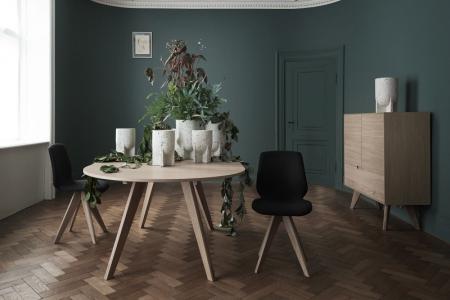 Krzesło ze sklejki New Mood 24 Bolia