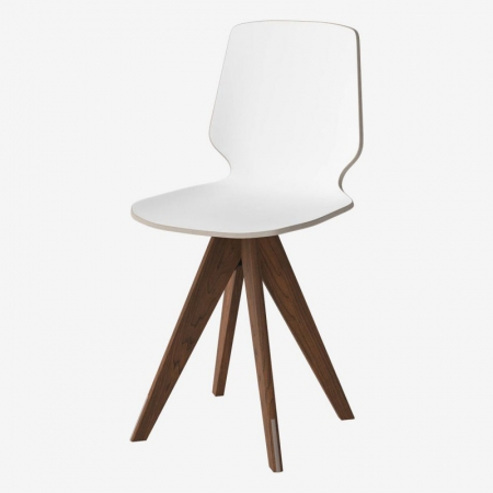 Krzesło ze sklejki New Mood 4 Bolia