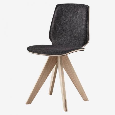Krzesło ze sklejki New Mood Bolia