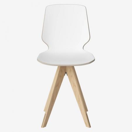Krzesło ze sklejki New Mood 5 Bolia