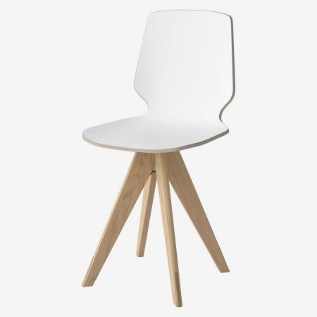 Krzesło ze sklejki New Mood 6 Bolia