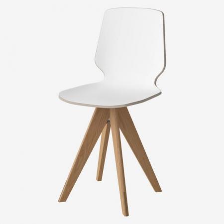 Krzesło ze sklejki New Mood 8 Bolia