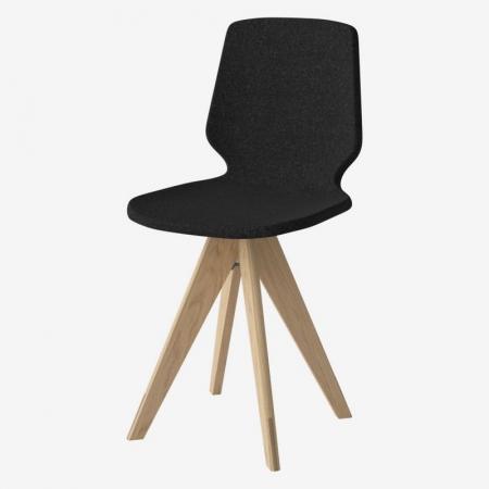 Krzesło ze sklejki New Mood 9 Bolia