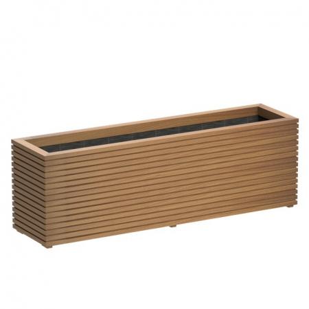 Kwadratowa donica drewniana zewnętrzna Improved Oak 1.jpg