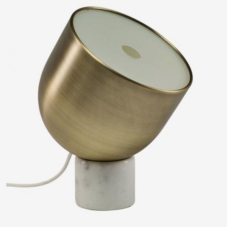 Mała lampa podłogowo-stołowa Faro Bolia