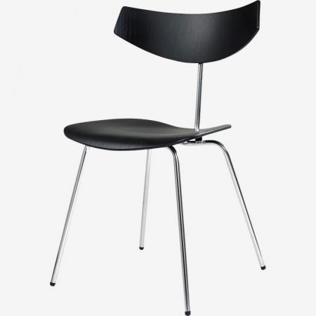 Minimalistyczne krzesło Bird 2 Bolia
