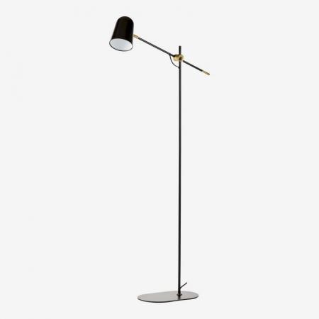 Nowoczesna lampa podłogowa Bureau Bolia