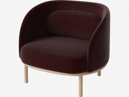Nowoczesny fotel Fuuga 10 Bolia