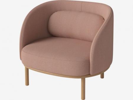 Nowoczesny fotel Fuuga 19 Bolia