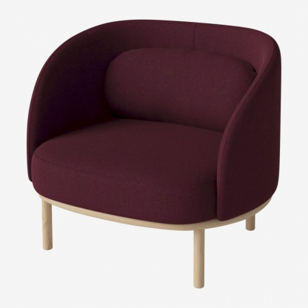 Nowoczesny fotel Fuuga Bolia