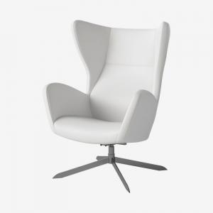 Obrotowy fotel z wysokim oparciem Sion Bolia