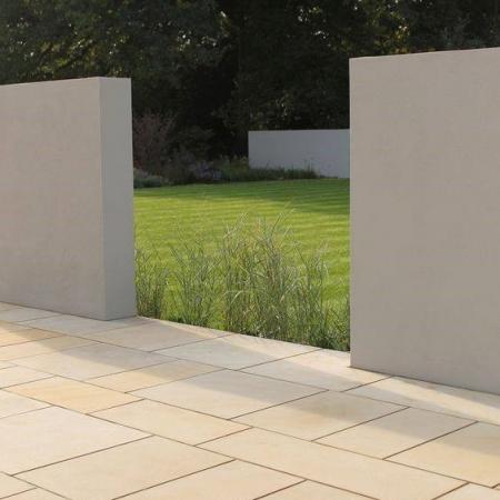Ogrodowa ściana dekoracyjna Aluminium 1.jpg