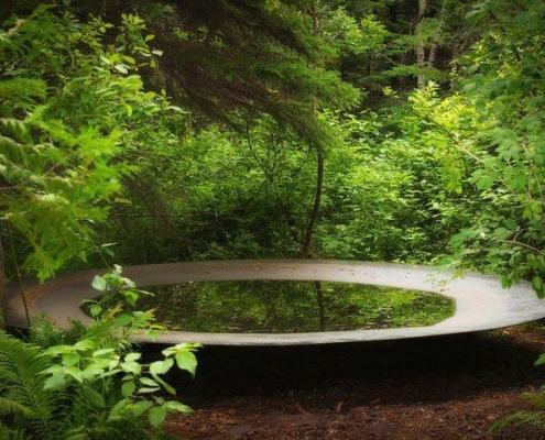 Ogrodowa misa wodna stal kortenowa 1.jpg