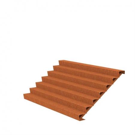 Ogrodowe schody zewnętrzne stal kortenowa 10.jpg