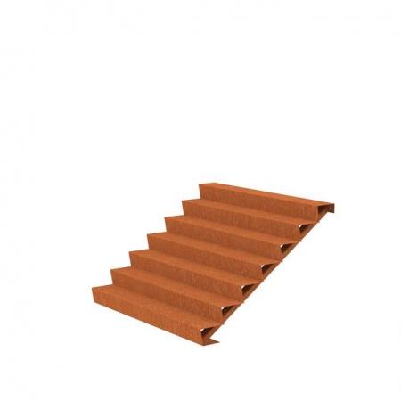 Ogrodowe schody zewnętrzne stal kortenowa 11.jpg