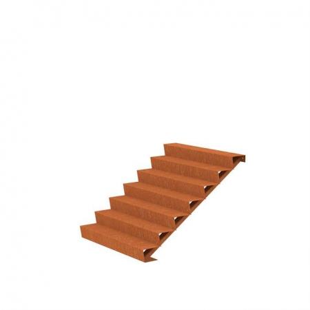 Ogrodowe schody zewnętrzne stal kortenowa 12.jpg