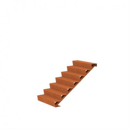 Ogrodowe schody zewnętrzne stal kortenowa 13.jpg
