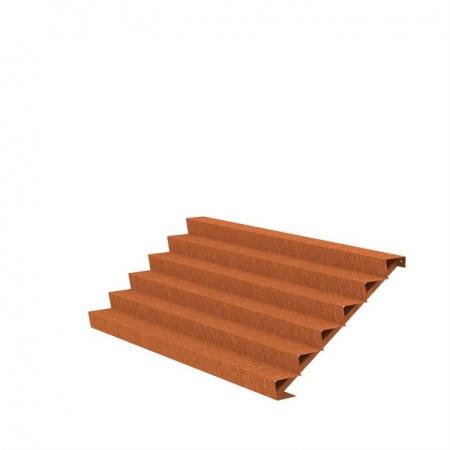 Ogrodowe schody zewnętrzne stal kortenowa 14.jpg