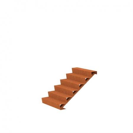 Ogrodowe schody zewnętrzne stal kortenowa 16.jpg
