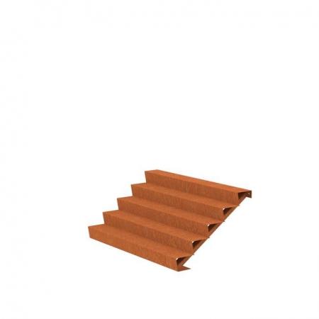 Ogrodowe schody zewnętrzne stal kortenowa 18.jpg