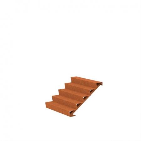 Ogrodowe schody zewnętrzne stal kortenowa 19.jpg