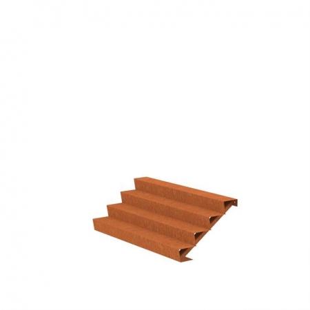 Ogrodowe schody zewnętrzne stal kortenowa 21.jpg
