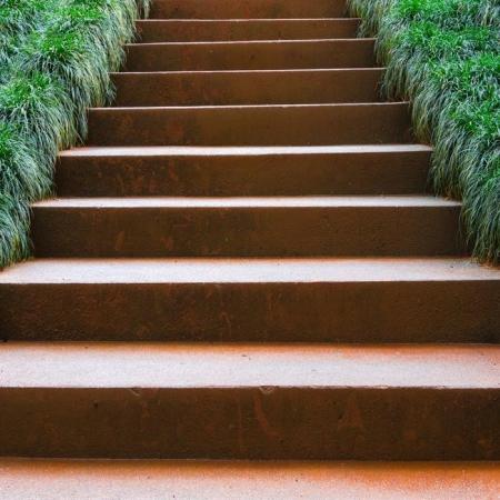 Ogrodowe schody zewnętrzne stal kortenowa 29.jpg