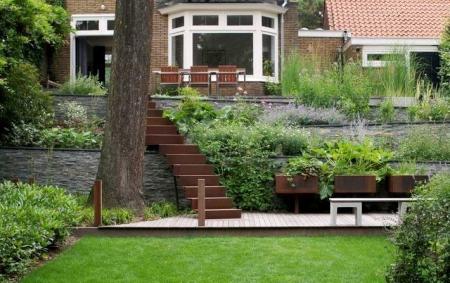 Ogrodowe schody zewnętrzne stal kortenowa 30.jpg