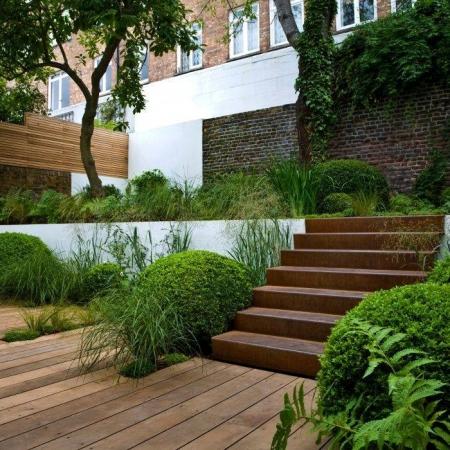 Ogrodowe schody zewnętrzne stal kortenowa 31.jpg
